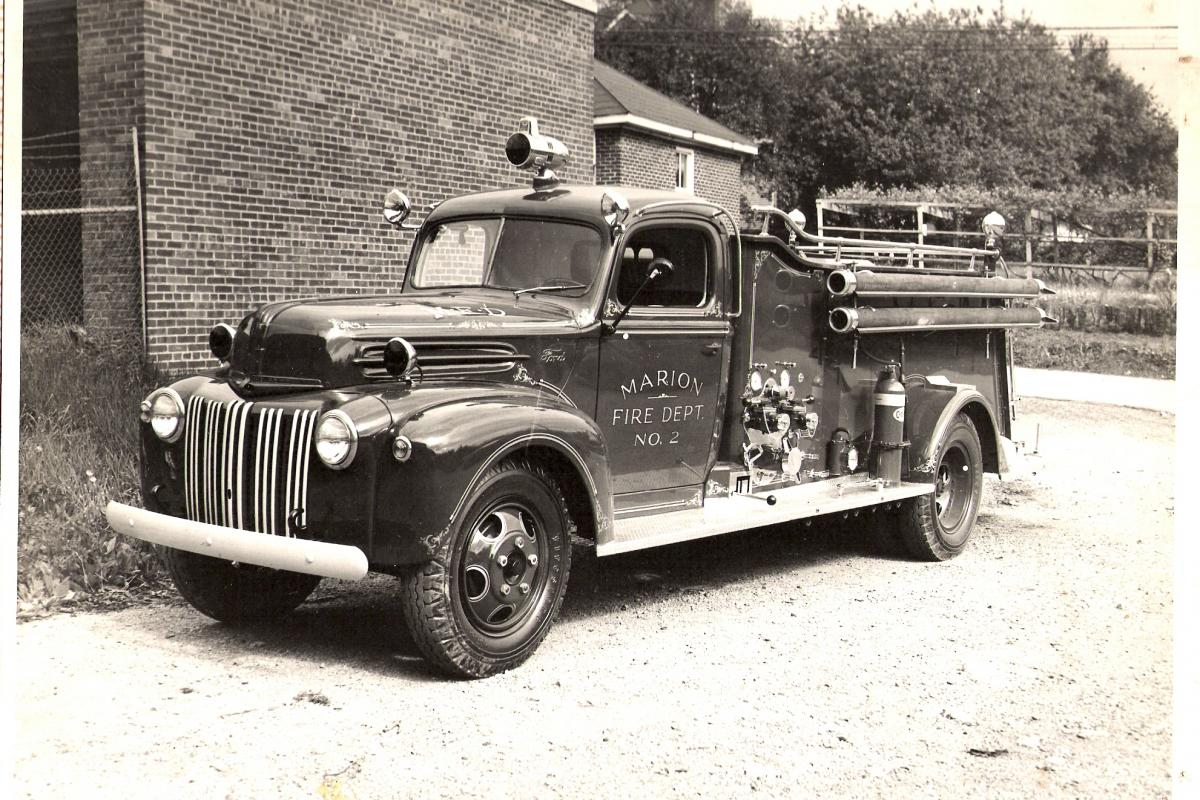 Marion Fire Department