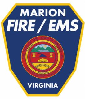 Fire / EMS Patch